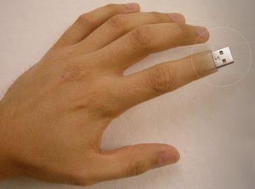 USB Thumb Prosthetic